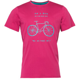 Triple2 Laag Bike T-Shirt Herrer T-Shirt Men rød